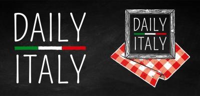 Daily Italy: Logo