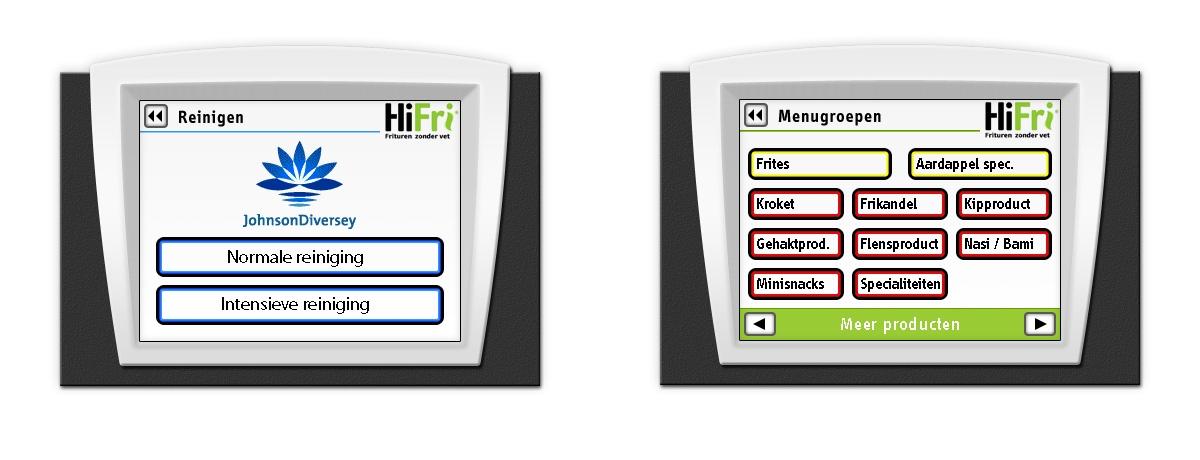 HiFri: Interface Frituurmachine