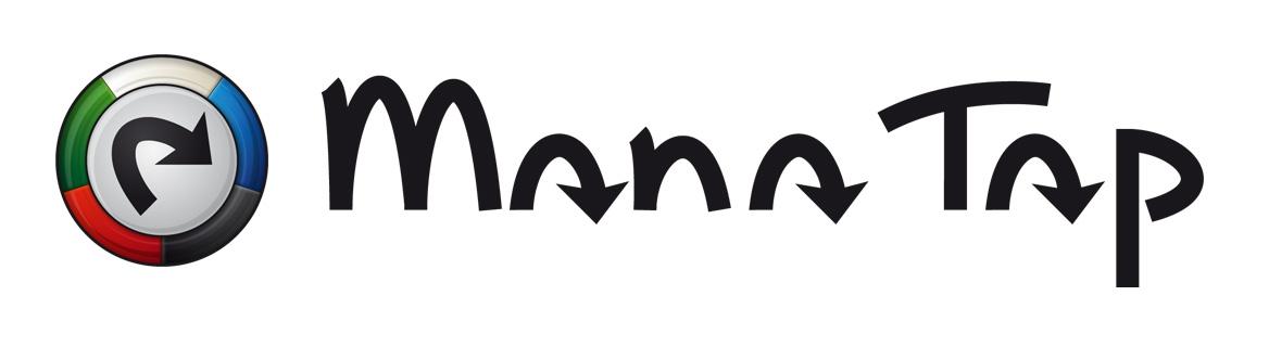 Mana Tap: Logo