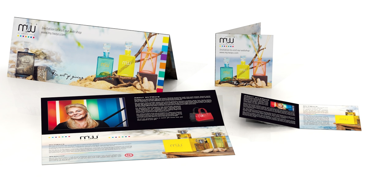 My7Ways: Inlay Giftboxes